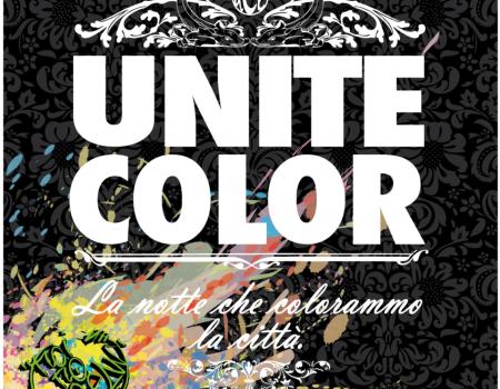 Unite Color – La notte che colorammo la città